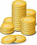 Money over white. EPS 8, AI, JPEG Stock Photo - Royalty-Free, Artist: jara3000                      , Code: 400-04351579