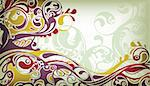 Illustration of abstract curve background. Stock Photo - Royalty-Free, Artist: billyphoto2008                , Code: 400-04362407