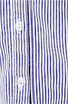 white and blue striped shirt, button detail Stock Photo - Royalty-Free, Artist: victoroancea                  , Code: 400-04382125