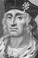 Henry VII (1457-1509) on engraving from 1799. King of England and Lord of Ireland during 1485-1509. Engraved by J.Chapman. Stock Photo - Royalty-Freenull, Code: 400-04382349