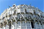 History architecture of Florence - Italy