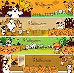 Illustration of Halloween Holiday Series. Stock Photo - Royalty-Free, Artist: Kahimm2010                    , Code: 400-04388416