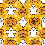 Illustration of Halloween Holiday Series. Stock Photo - Royalty-Free, Artist: Kahimm2010                    , Code: 400-04388422