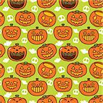 Illustration of Halloween Holiday Series. Stock Photo - Royalty-Free, Artist: Kahimm2010                    , Code: 400-04388425