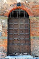 Close-up Image Of Wooden Ancient Italian Door Stock Photo - Royalty-Freenull, Code: 400-04393153