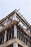 house construction in thailand Stock Photo - Royalty-Free, Artist: kuponjabah                    , Code: 400-04398475