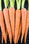 Freshly dug carrots Stock Photo - Royalty-Free, Artist: itakeimages                   , Code: 400-04409819