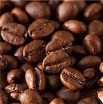 Coffee beans background. Stock Photo - Royalty-Free, Artist: lidante                       , Code: 400-04409940