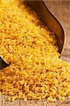 Bulgur Stock Photo - Royalty-Free, Artist: Jochen                        , Code: 400-04421493