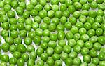 green peas on white background Stock Photo - Royalty-Free, Artist: AlexStar                      , Code: 400-04430665