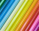background made of crayons Stock Photo - Royalty-Free, Artist: AlexStar                      , Code: 400-04444311