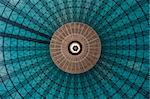 Round pattern from center of dome Stock Photo - Royalty-Free, Artist: ichtor                        , Code: 400-04489695