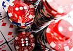 In the casino Stock Photo - Royalty-Free, Artist: JanPietruszka                 , Code: 400-04509688