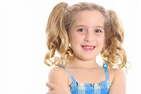 cute child with copyspace Stock Photo - Royalty-Freenull, Code: 400-04510905