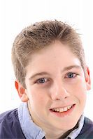 adolescent headshot Stock Photo - Royalty-Freenull, Code: 400-04510919