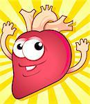 Illustration of heart with hands Stock Photo - Royalty-Free, Artist: tillydesign                   , Code: 400-04514242