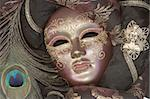 mask from venice - luxury Stock Photo - Royalty-Free, Artist: sedmak                        , Code: 400-04523169