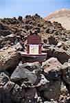 deposit for packs down the teide volcano in tenerife spain Stock Photo - Royalty-Free, Artist: quintanilla                   , Code: 400-04533540