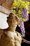 A statue of Hercules, Juliet's Tomb, Verona, Italy Stock Photo - Royalty-Free, Artist: benedictus                    , Code: 400-04561393