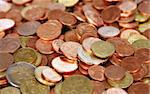 A background Photography of the Euro Cent Stock Photo - Royalty-Free, Artist: magann                        , Code: 400-04563139