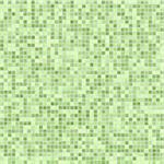 seamless tileable background of green bathroom or swimming pool tiles or wall