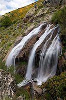 Chorrera de los Litueros, Somosierra, Madrid (Spain) Stock Photo - Royalty-Freenull, Code: 400-04567961