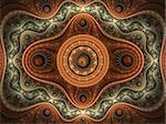 fractal abstract Stock Photo - Royalty-Free, Artist: pureguitarfury                , Code: 400-04576121