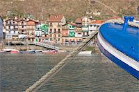 Pasaia´s port, Gipuzkoa (Spain) Stock Photo - Royalty-Freenull, Code: 400-04581019