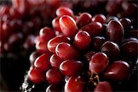 Close-up image of group of red grapes Stock Photo - Royalty-Freenull, Code: 400-04610465