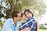 Portrait of Family Stock Photo - Premium Royalty-Free, Artist: Kevin Dodge, Code: 600-04625281