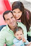 Portrait of Family Stock Photo - Premium Royalty-Free, Artist: Kevin Dodge, Code: 600-04625284