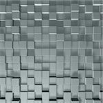 cubes background - 3d illustration Stock Photo - Royalty-Free, Artist: drizzd                        , Code: 400-04665870