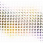 Abstract editable vector background of a dot pattern Stock Photo - Royalty-Free, Artist: tawng                         , Code: 400-04676313
