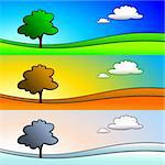 background,  this  illustration may be useful  as designer work Stock Photo - Royalty-Free, Artist: Lady_Aqua                     , Code: 400-04705443