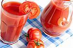 photo shot of tomato juice Stock Photo - Royalty-Free, Artist: jirkaejc                      , Code: 400-04726615