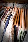 closet detail at home under disaster! Stock Photo - Royalty-Free, Artist: csp                           , Code: 400-04726649