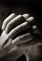 Man Praying Stock Photo - Royalty-Freenull, Code: 400-04727837