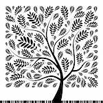 Art rowan tree beautiful for your design Stock Photo - Royalty-Free, Artist: Kudryashka                    , Code: 400-04735489