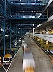 warehouse in Hong Kong Stock Photo - Royalty-Free, Artist: leungchopan                   , Code: 400-04737719