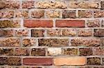 brick wall grunge abstract background Stock Photo - Royalty-Free, Artist: Danilin                       , Code: 400-04753326