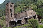 Sant Joan de Caselles, Andorra Stock Photo - Royalty-Free, Artist: jorisvo                       , Code: 400-04753551