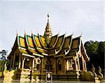 thai temple Lanna style  In Thailand Stock Photo - Royalty-Free, Artist: kuponjabah                    , Code: 400-04804957