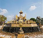 Buddha statue Can you see them in Thai Temple In Thailand Stock Photo - Royalty-Free, Artist: kuponjabah                    , Code: 400-04805775