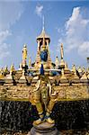 Buddha statue Can you see them in Thai Temple In Thailand Stock Photo - Royalty-Free, Artist: kuponjabah                    , Code: 400-04805789