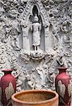 Buddha statue Can you see them in Thai Temple In Thailand Stock Photo - Royalty-Free, Artist: kuponjabah                    , Code: 400-04806011