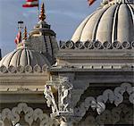 BAPS Shri Swaminarayan Mandir Temple, Neasden, London.