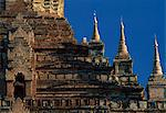The Forgotten Temples of Pagan, north of Myanmar, Burma Stock Photo - Premium Rights-Managed, Artist: Arcaid, Code: 845-04826487