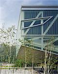 Seoul National University Museum, Seoul. 1997. Architects: OMA - Rem Koolhaas Stock Photo - Premium Rights-Managed, Artist: Arcaid, Code: 845-04826542