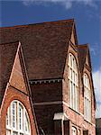 Victorian school building, Hastings. Architects: Pollard Thomas Edwards Stock Photo - Premium Rights-Managed, Artist: Arcaid, Code: 845-04826593