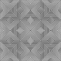 Seamless pattern vector illustration element for design Stock Photo - Royalty-Freenull, Code: 400-04836798